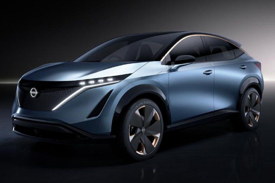 Nissan Ariya production: July 2020