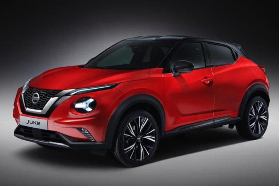 Nissan JUKE production (second generation)