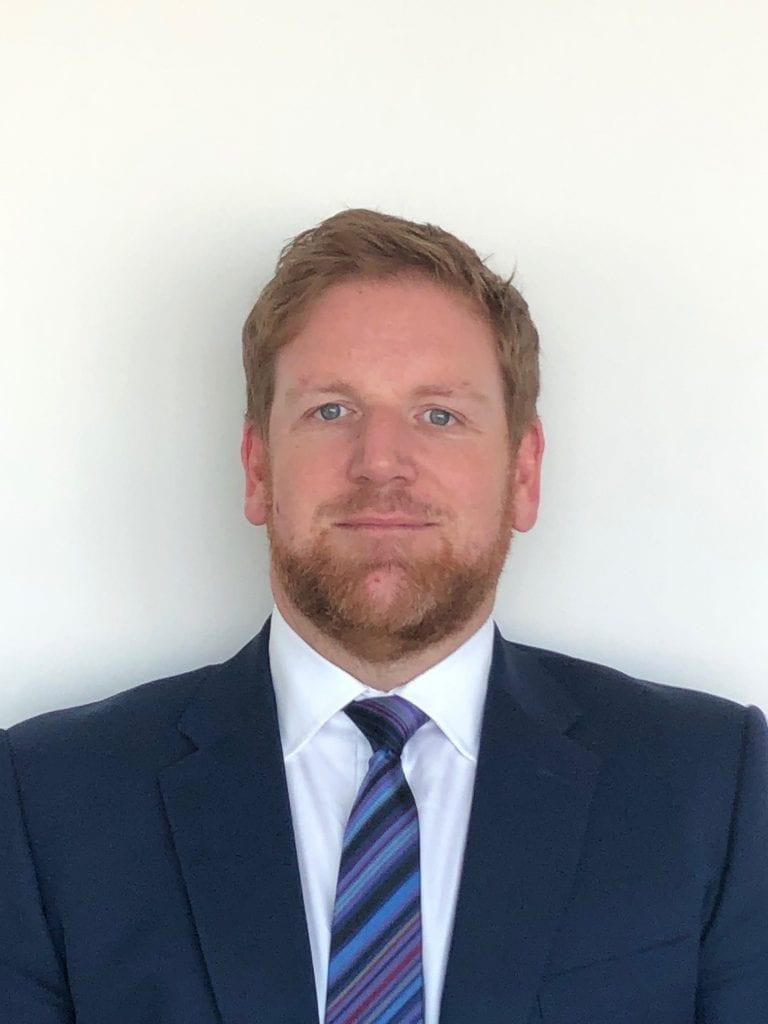 Nicholas Thomas Marketing Director