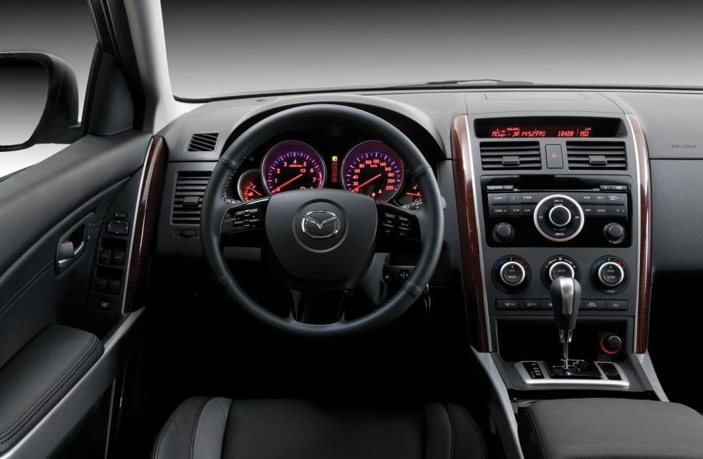 Mazda Mk1 CX-9 Interior